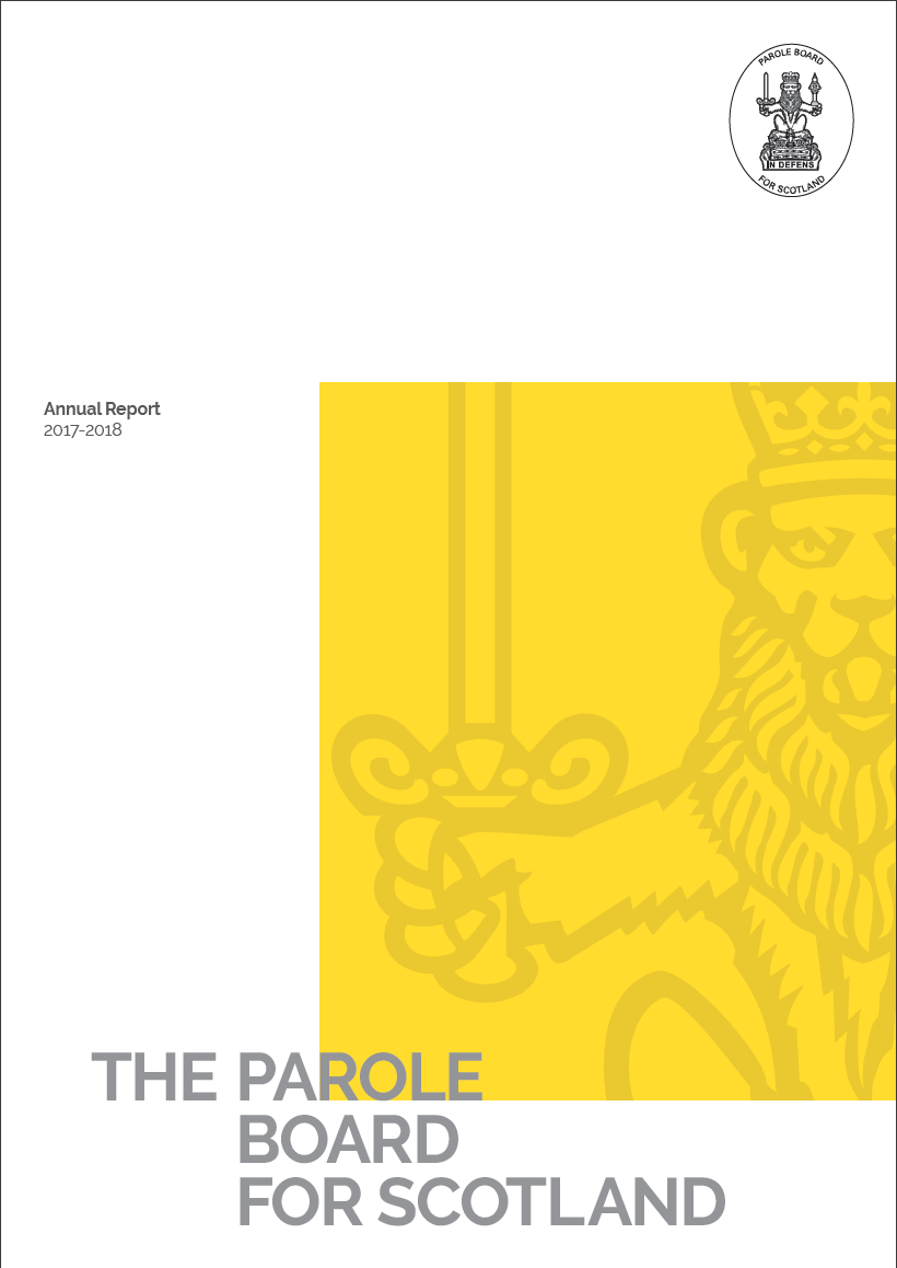 Annual Report 2017 – 2018 - Cover image